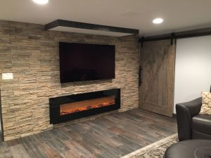 Finished Basements - Bars, Game Rooms, Entertainment Areas, Home Gyms, and More.
