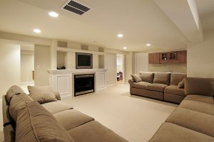 Finished Basements - Bars, Game Rooms, Entertainment Areas, Home Gyms, and More
