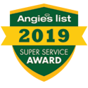 The Basic Companies - Angie's List Super Service Award Winner 2019
